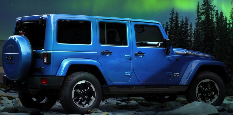 Jeep Wrangler Polar - 2