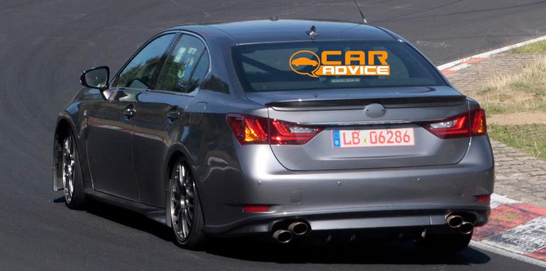 Lexus GS F 6