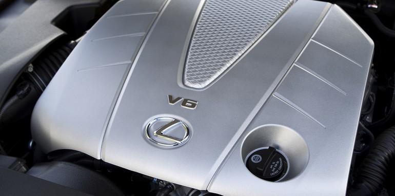 IS 350 3.5-litre V6 engine