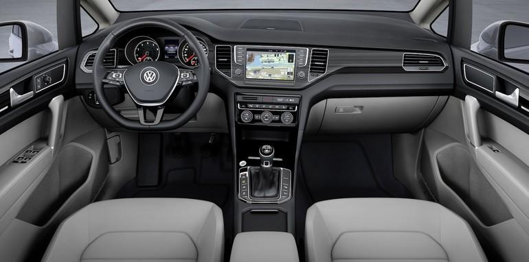 Volkswagen Golf Sportsvan Concept - 6
