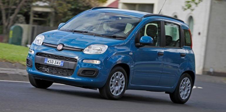 Fiat Panda Easy front side