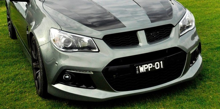 Unique Walkinshaw W497 955Nm Tuned HSV Unleashed