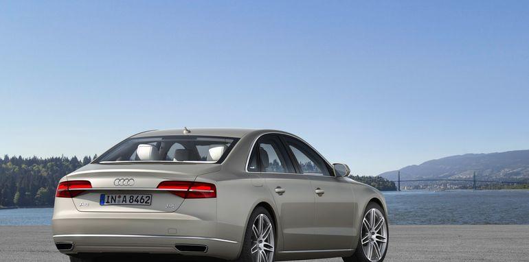 Audi a8 4 2 tdi clean diesel quattro