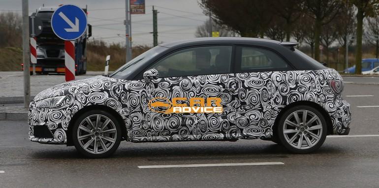 Audi S1 Spied - 7