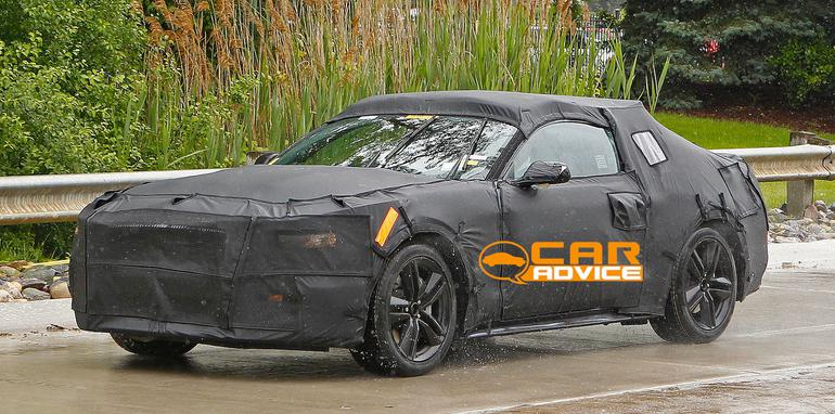 Ford-Mustang-Spied