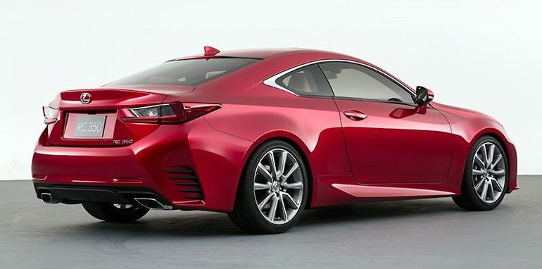 Lexus RC New - 5