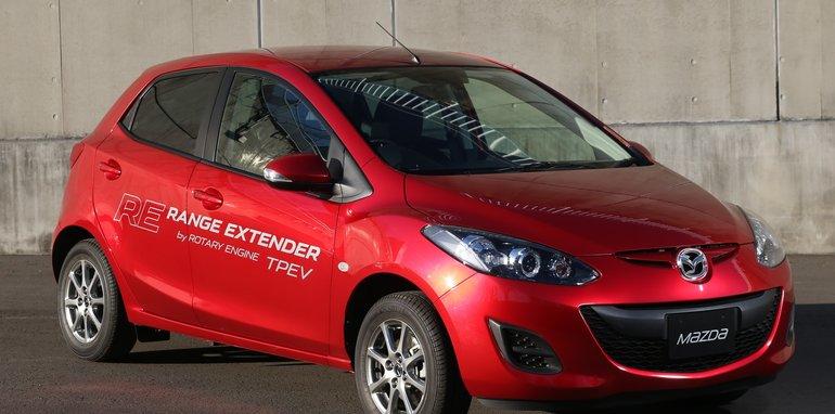 Mazda 2 Range Extender