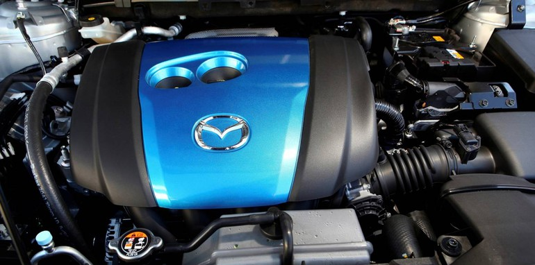 Mazda CX-5 engine