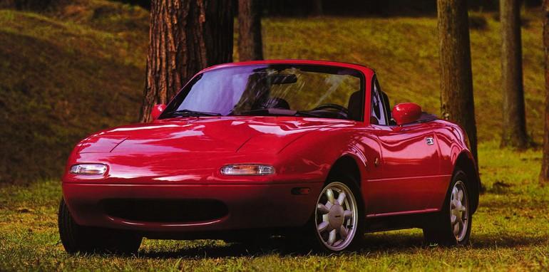 Mazda MX-5 - 1989