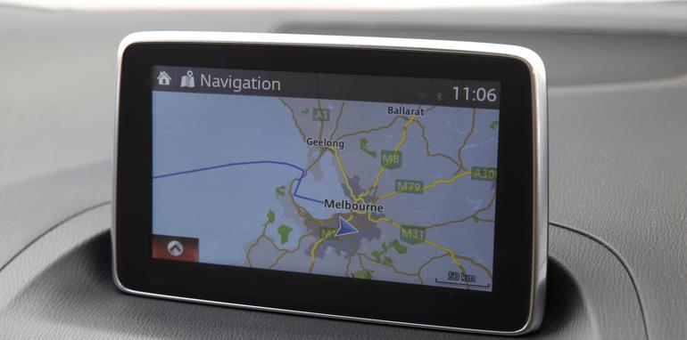 2014 Mazda 3 - Interior 3