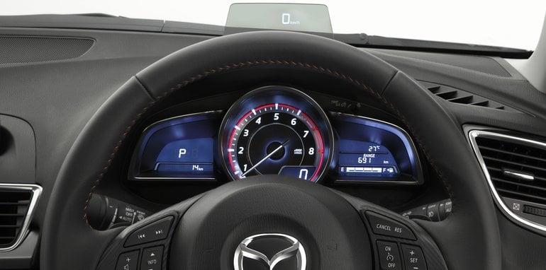 2014 Mazda 3 - Interior 6