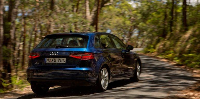 Audi A3 4