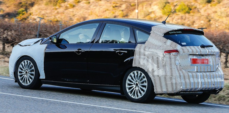 Ford Focus Facelift - 11