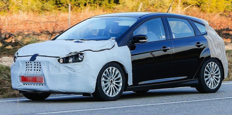 Ford Focus Facelift - 9