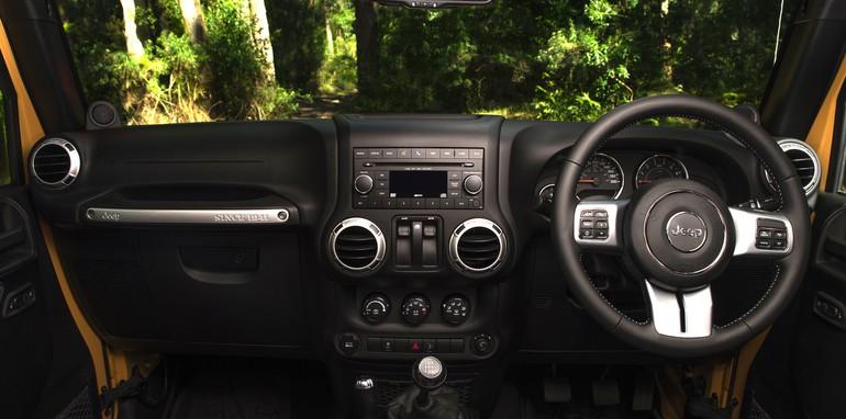 Jeep Wrangler Freedom - 10