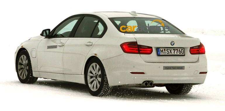 BMW 3 Series Plug-in Hybrid - 12