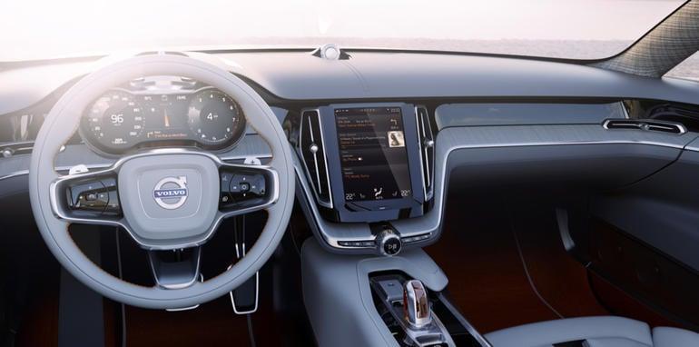 Volvo Concept Estate (9)