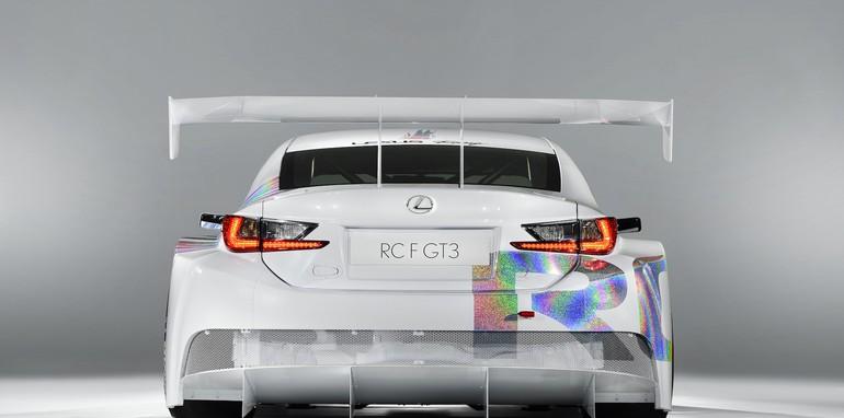 Lexus RC F GT3 5