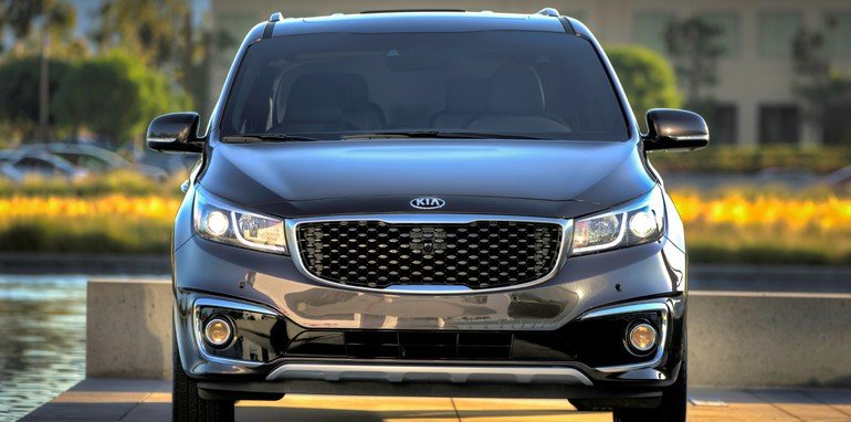 Excellent Though The 2015 Kia Carnival May Not Look Like The KV7 Schreyer Said