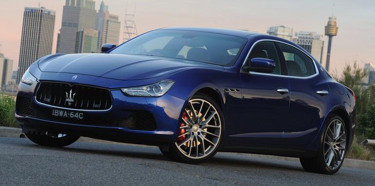 2014 Maserati Ghibli-1