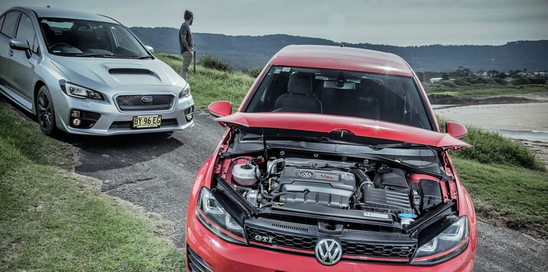 2014 Volkswagen Golf GTI Performance 2