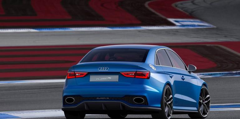 Audi A3 Clubsport Quattro Concept 3