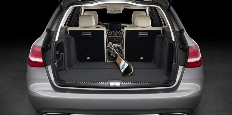 Mercedes-Benz C-Class Estate 8