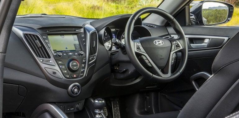 Renault Sport Megane Kia Proceed GT Hyundai Veloster SR Turbo-21