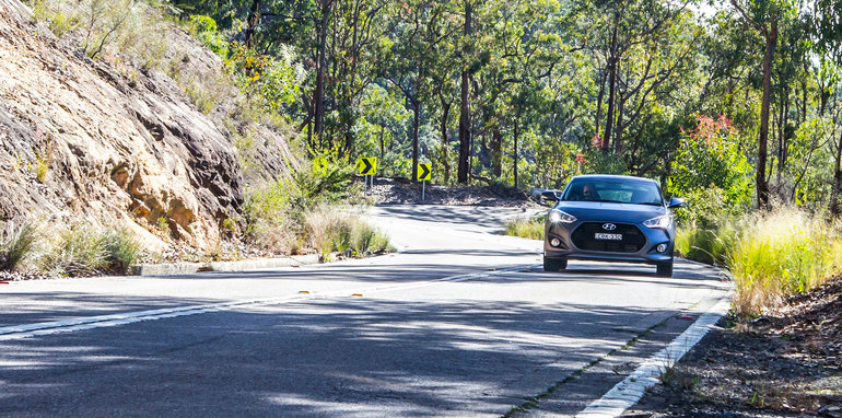 Renault Sport Megane Kia Proceed GT Hyundai Veloster SR Turbo-4
