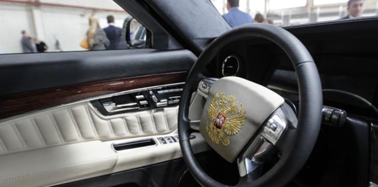 Project Cortege limo interior