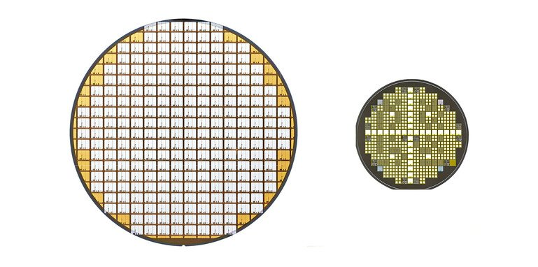 Silicon and silicon carbide semiconductor