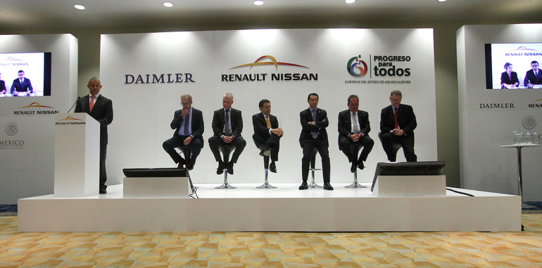 Renault-Nissan Alliance and Daimler expand cooperation with new