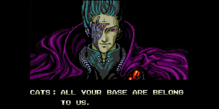 All your base are belong to us screencap