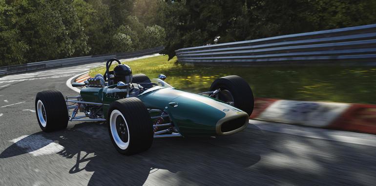 1967 Brabham BT24
