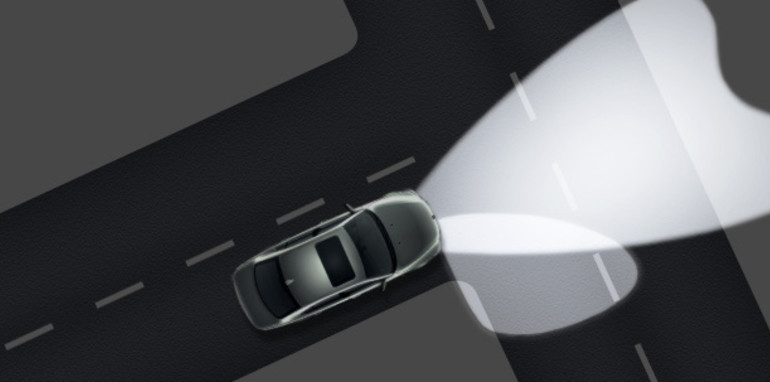 Headlight assistance technology explained  Adaptive