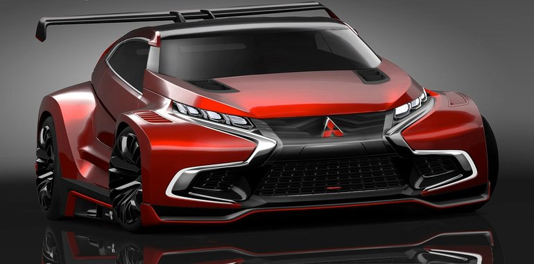 Mitsubishi Eclipse Cross Ralliart possible, no plans for Evolution XI
