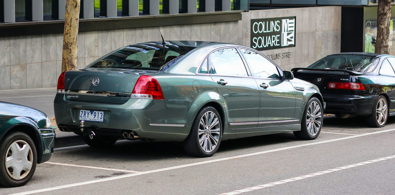 2016 Holden Caprice V Major Facelift Looms Bigger V8 To