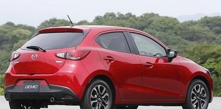 Mazda 2 leak 3