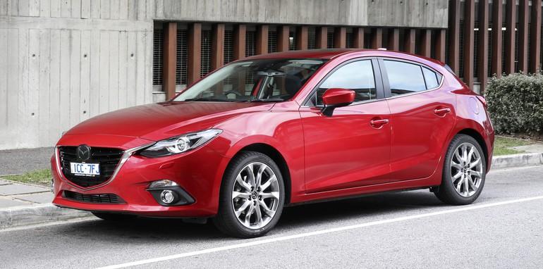 Mazda 3 XD Astina-8