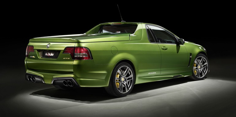 Hsv Gts Maloo World S Fastest Ute In Waiting Revealed