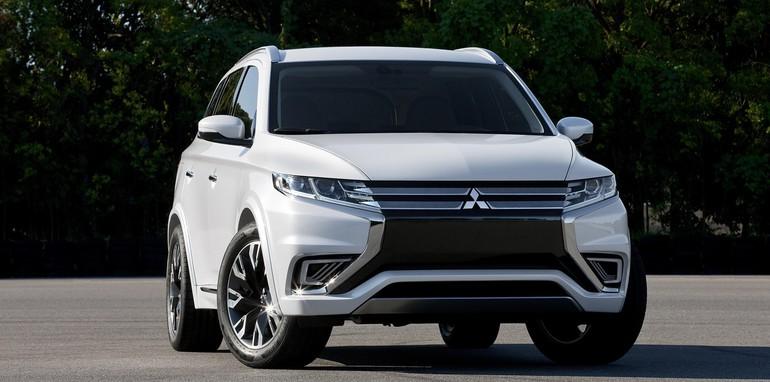 Mitsubishi Outlander PHEV Concept-S11