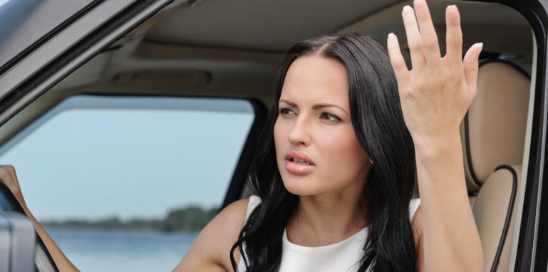 Road Rage :: Why are you so angry?