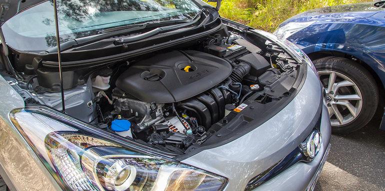 Five Sporty Hatch 36b