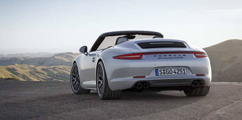 porsche 911 carrera gts 268 700 for 316kw non turbo flagship. Black Bedroom Furniture Sets. Home Design Ideas