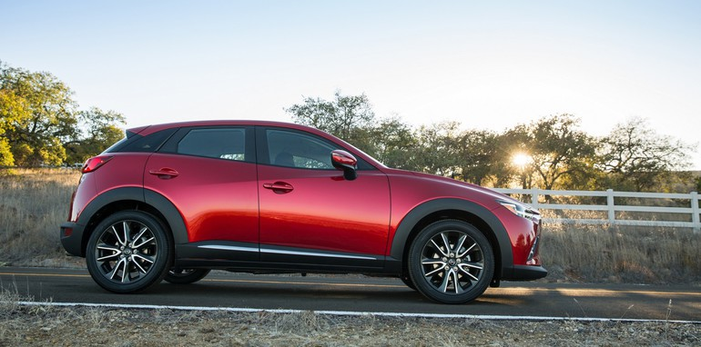 Mazda Cx 3 Japanese Talk Mycarforum Com