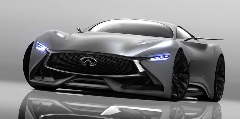 Infiniti Concept Vision Gran Turismo - 2