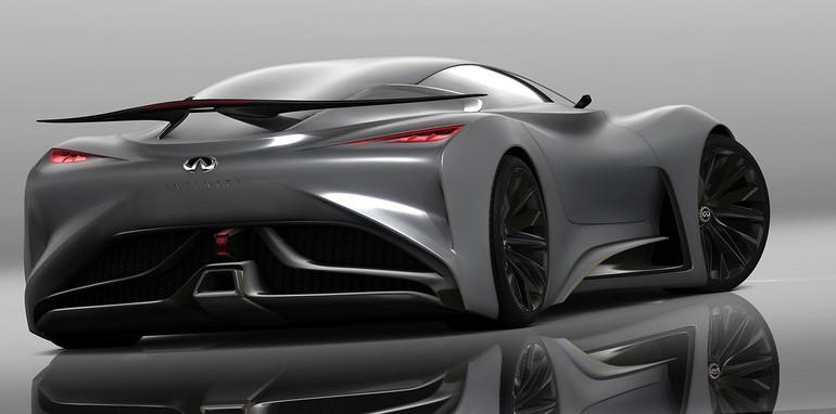 Infiniti Concept Vision Gran Turismo - 3