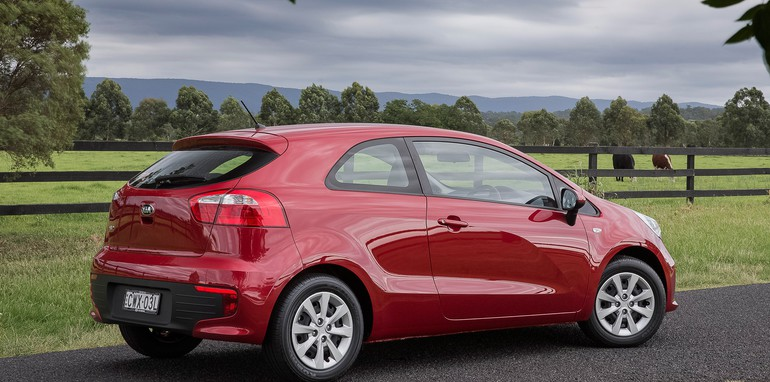 2015 Kia Rio Pricing And Specifications