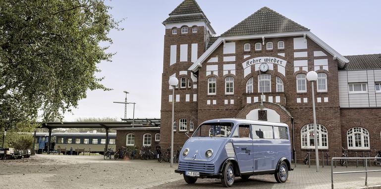 ?DKW Elektro-Wagen? zu Audi heimgekehrt
