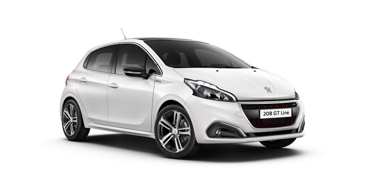 2016 peugeot 208 pricing and specifications more models sharper entry price. Black Bedroom Furniture Sets. Home Design Ideas